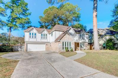 Cypress Single Family Home For Sale: 13018 Wincrest Court