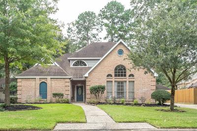 Kingwood Single Family Home For Sale: 5218 Sycamore Creek Drive