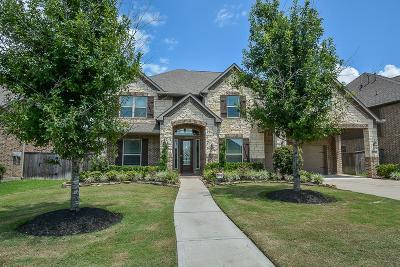 Katy Single Family Home For Sale: 27734 Bandera Glen Lane