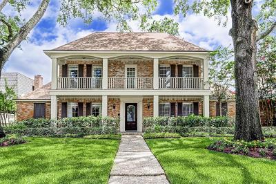 Houston Single Family Home For Sale: 15834 Fleetwood Oaks Drive