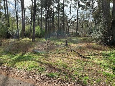Conroe Residential Lots & Land Pending: 406 Duchess River Road