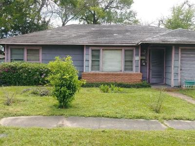Houston Single Family Home For Sale: 5422 Doulton Drive