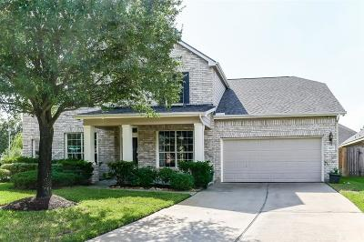 Tomball Single Family Home For Sale: 18407 Cascade Timbers Lane