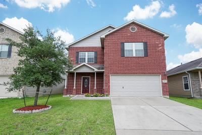 Katy Single Family Home For Sale: 3414 Afton Forest Lane