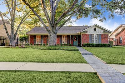 Houston Single Family Home For Sale: 7714 Meadowglen Lane