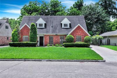 Houston Single Family Home For Sale: 4923 Apollo Street
