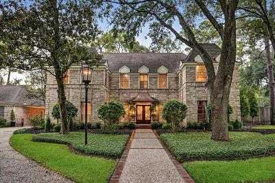 Bunker Hill Village Single Family Home For Sale: 11910 Stoney Ridge Lane