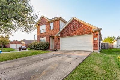 Fort Bend County Single Family Home Pending: 2514 Painted Dusk Court