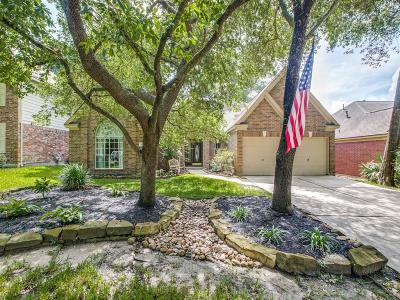 The Woodlands Single Family Home For Sale: 10 Rippled Pond Circle