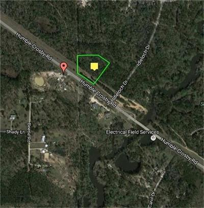 Huffman Residential Lots & Land For Sale: 000000 Fm 2100 Road
