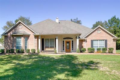 Magnolia Single Family Home For Sale: 12234 E Border Oak Drive