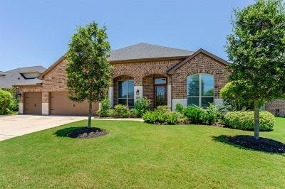 Rosenberg Single Family Home For Sale: 8119 Summer Breeze Lane