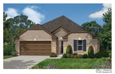 Magnolia Single Family Home For Sale: 9025 Cimarron River Lane
