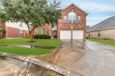 Pearland Single Family Home For Sale: 8904 Sungate Drive