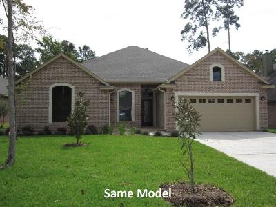 Montgomery Single Family Home For Sale: 12107 Walden Road