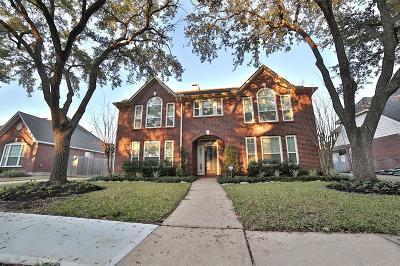 Sugar land Single Family Home For Sale: 4331 Magnolia Lane