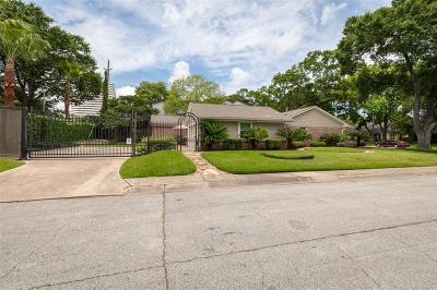 Houston Single Family Home For Sale: 5625 Wickersham Lane