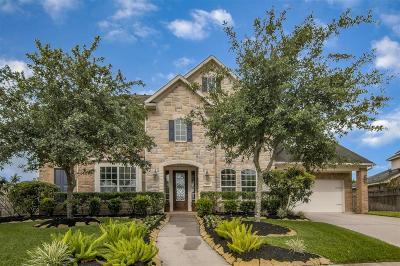 Fulshear Single Family Home For Sale: 5918 Settlers Creek Court