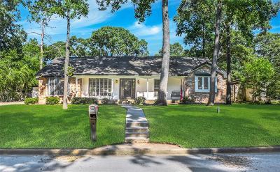 Conroe Single Family Home For Sale: 103 Kirkwood Lane