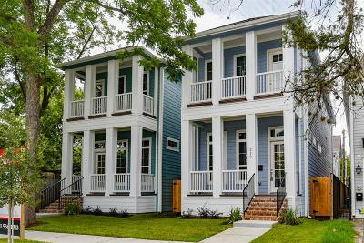 Houston Heights Single Family Home For Sale: 208 W 24th Street
