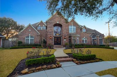 Fort Bend County Single Family Home For Sale: 3911 Oakmont Court