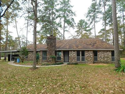 Single Family Home For Sale: 706 Creek Crossing