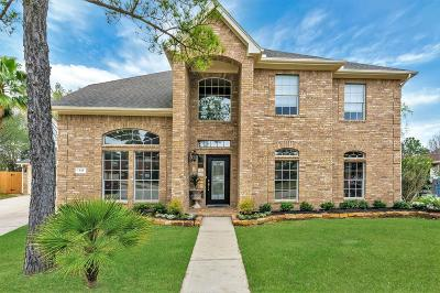 Spring Single Family Home For Sale: 818 Shirefield Court