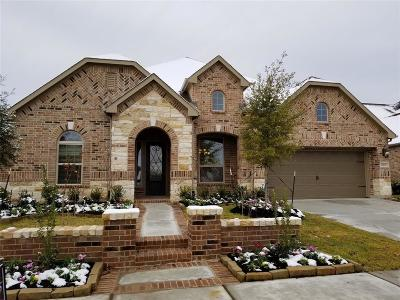 Cypress Single Family Home For Sale: 17207 Meek Pass Drive