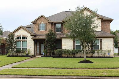 Pearland Single Family Home For Sale: 3512 Lindhaven