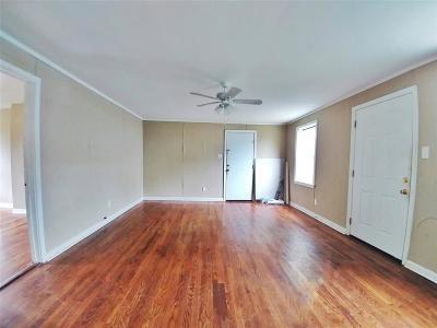 Houston Single Family Home For Sale: 4614 Market Street