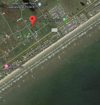 Galveston Residential Lots & Land For Sale: 18323 Warrior Road