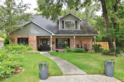 Kingwood Single Family Home For Sale: 5735 Spring Lodge Drive
