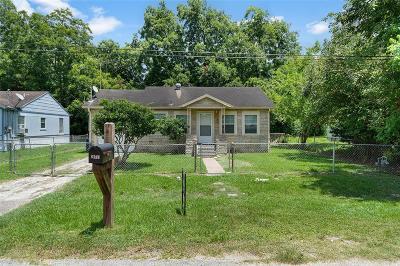 Galveston County Rental For Rent: 6717 Carver Avenue