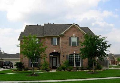 Tomball Single Family Home For Sale: 11502 Maple Falls Drive