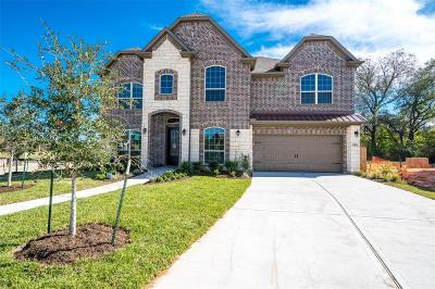 Fulshear Single Family Home For Sale: 5206 South Creek Court
