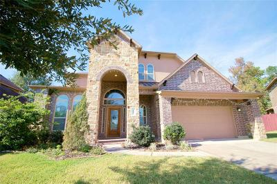 Conroe Single Family Home For Sale: 106 Meadow Landing Drive
