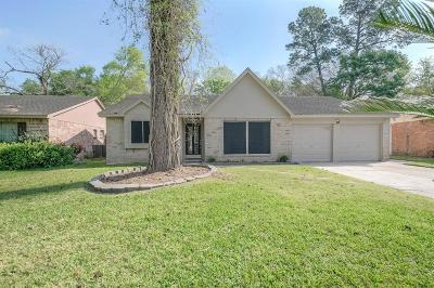 Spring Single Family Home For Sale: 23926 Verngate Drive