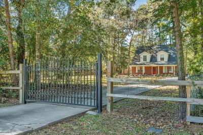 Conroe Single Family Home For Sale: 25 Creek Forest Lane