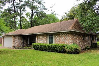Kingwood Single Family Home For Sale: 2015 Fir Springs Drive
