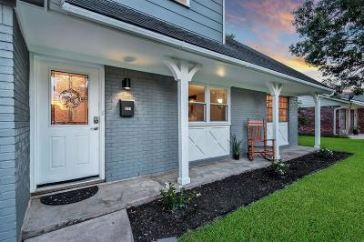 Pearland Single Family Home For Sale: 2711 Churchill Street