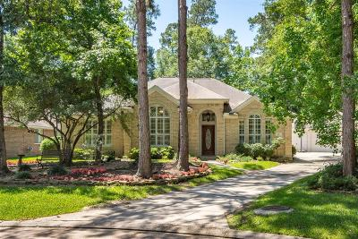 The Woodlands Single Family Home For Sale: 89 Summer Lark Place