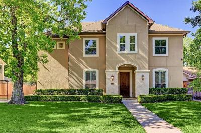 Houston Single Family Home For Sale: 5634 Hazen Street