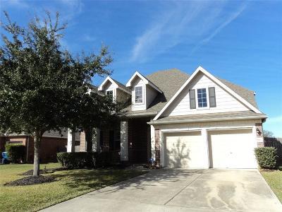 League City Single Family Home For Sale: 814 Arlington Pointe Drive
