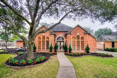 Katy Single Family Home For Sale: 1219 Kempsford Drive