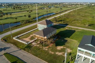 Galveston Single Family Home For Sale: 3706 W Marina Boulevard