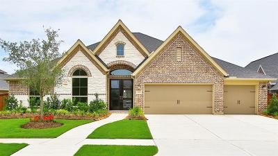 Katy Single Family Home For Sale: 7322 Settlers Way