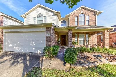 Dickinson Single Family Home For Sale: 2913 Windy Hollow Lane