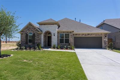 Katy Single Family Home For Sale: 6922 Twilight Elm