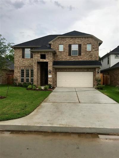 Single Family Home For Sale: 14538 Bending Maple Dr Lane