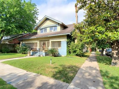 Montrose Multi Family Home For Sale: 2602 Whitney Street